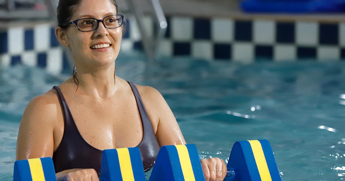 Conheça Os Benefícios Da Hidroginástica | Academia Estação Sport Center