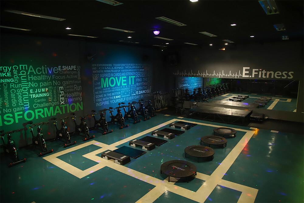 E.Fitness | Academia Estação Sport Center