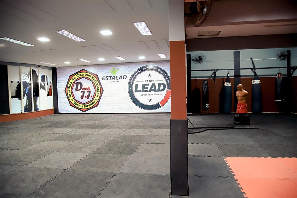 Lutas | Academia Estação Sport Center